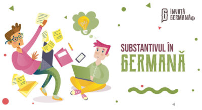 Substantivul in germana