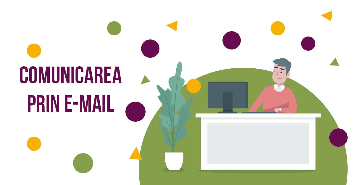 comunicarea prin email