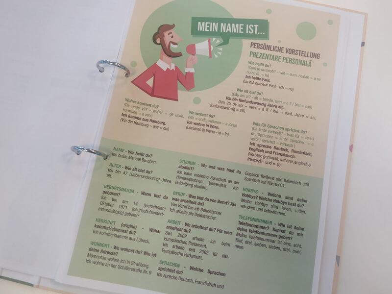Biblioraft Cursuri de limba germana in Cluj