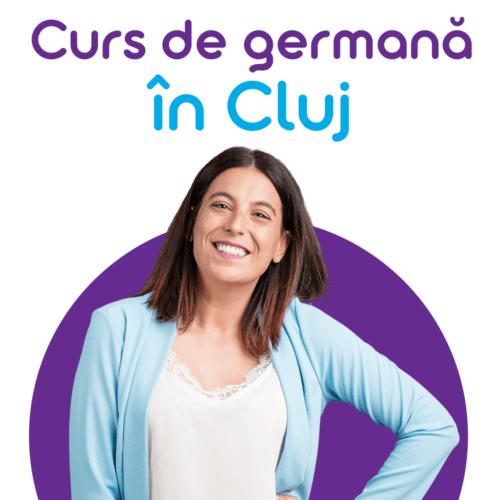 Curs de limba germana in Cluj - Invata germana in Cluj