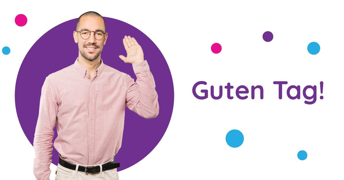 Saluturi în germană Guten Tag!