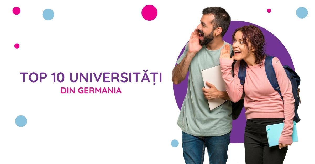 Studii in germania - top 10 universitati