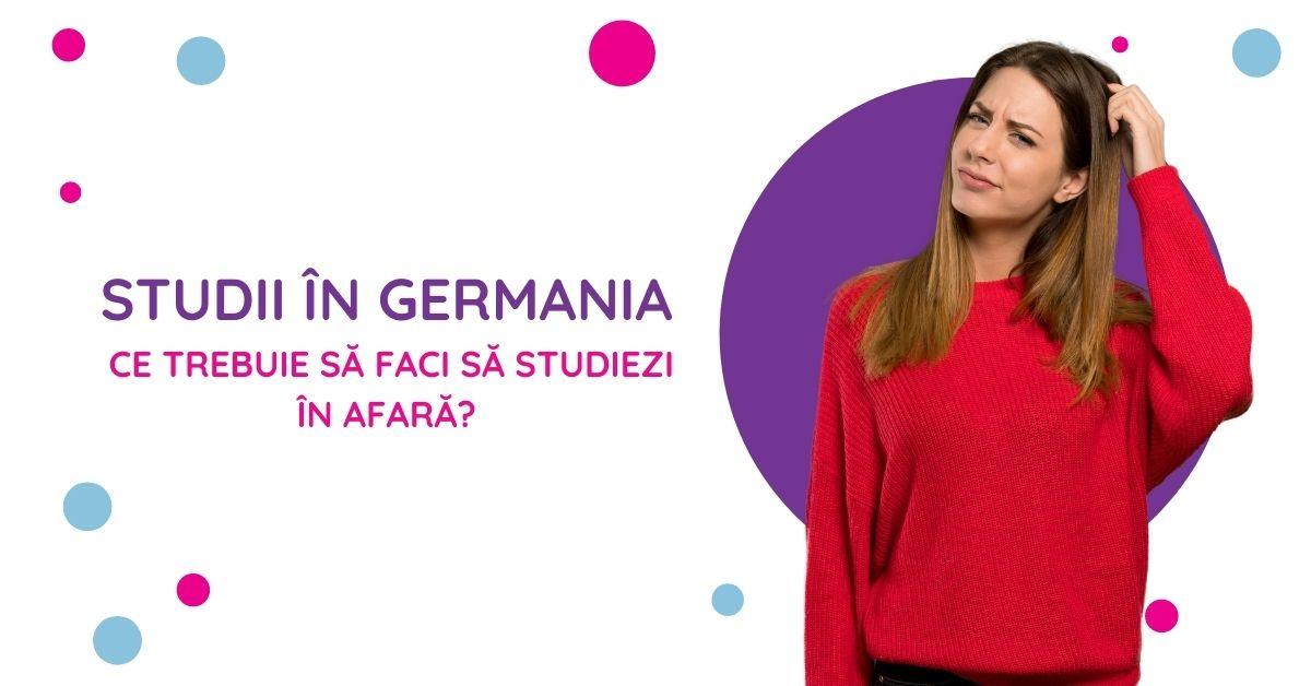 Studii in germania 2021